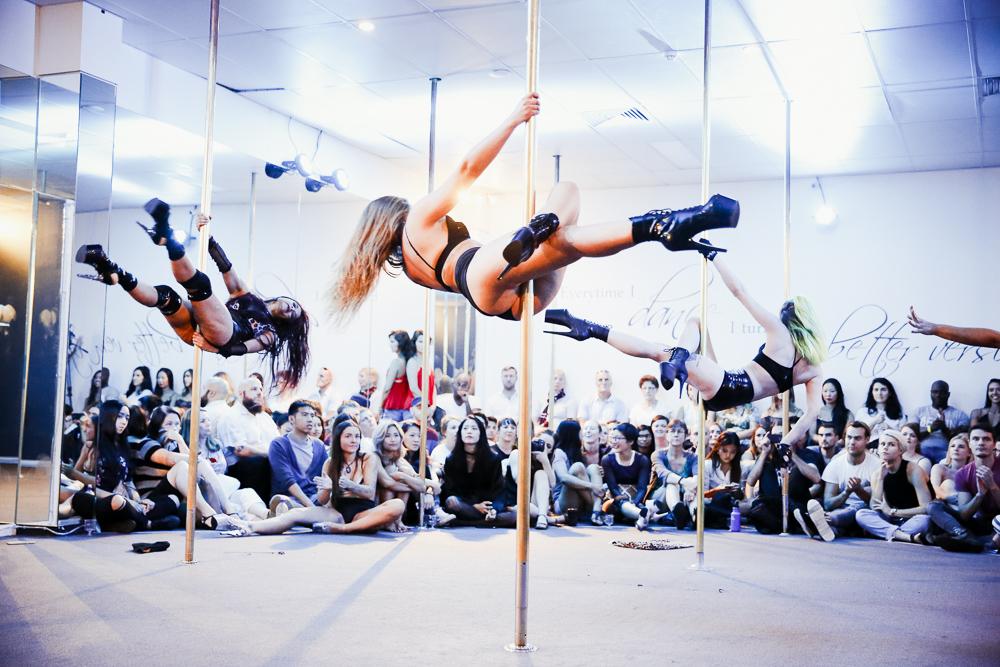 Sydney Pole Showcase